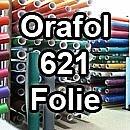 Oracal 621 Economy Cal Folie 5m Rolle glänzend,