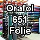 Oracal 651 - Orafol für Küchenschränke und