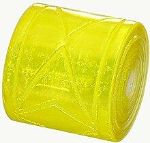 Oralite gp-340Garment retroreflektierend Trim, Gelb