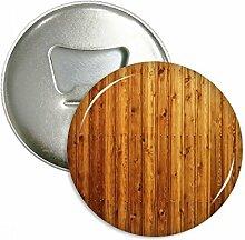 Orange Holz Boden Tapete Textur rund