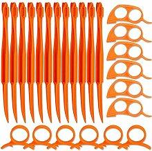 Orangenschäler Werkzeuge Zitrusschäler