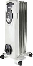 Orbegozo–Öl-Radiator 1000 W Farbe Weiß