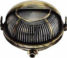 Orbis Schiffslampe schiffsleuchten Gitter lampe