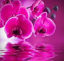 Orchidee Diamant Malerei 5D DIY Diamant Bilder