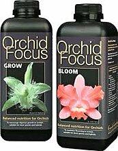 Orchideen Focus Dünger Set Blüte & Wachstum