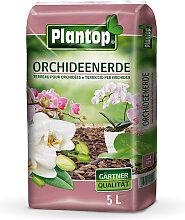 Orchideenerde 5 Liter Plantop® Premium