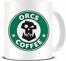 Orcs Coffee – Table Top War Game – Fantasy
