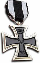 Orden WK1 Eisernes Kreuz 2.Klasse 1914 mit Band -