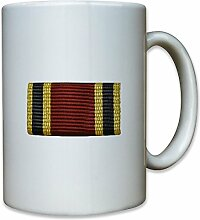 Ordensspange Bundesverdienstkreuz Klasse 1 Verleihung Soldaten Bundeswehr Kamerad Ehre Andenken - Tasse Kaffee Becher #10968