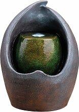 ORE International K329 Zimmerbrunnen aus Keramik