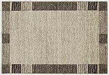 ORGANICAL SELENGA moderner Woll Teppich Wollsiegel