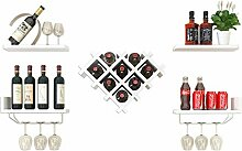 Organisieren Sie Küche Weinregal/Wein Display