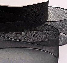 Organzaband, 20 mm, hochwertiges Schleifenband,