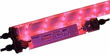 ORGON Gabionen Leuchte LED 360° 0,85m orange