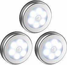 Oria Bewegungsmelder Nachtlicht, LED Batterie