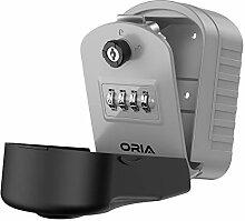 Oria Zahlenschloss-Box, 4-stelliger