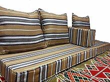 Orient-Designs das Original -Orientalische Sitzecke,Bodenkissen,Orientalische Sitzgruppe,Orient SitzeckeYogakissen