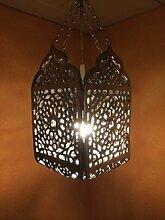 Orient Marokkanische SilberLampe Hängeleuchte