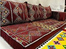 Orient Orientalisches Sofa,Sedari,Kelim Bodenkissen,Orientalische Sitzecke/Kelim Sitzkissen/Bodenkissen,Orientalische Sitzgruppe, Sitzecke