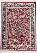 Orient Teppich Mit Fransen Klassisch Orientalisch