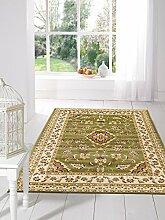 Orient Teppiche Kirman Klassisch Teppich SALON 757-VERDE 200X300