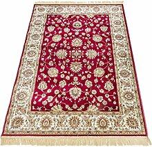 Orient Teppiche Klassisch Teppich Sarouk RUBINE 492-ROSSO 160X230