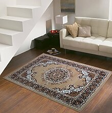 Orient Teppiche Klassisch Top Preis Guenstig Teppich PERSIAN 4480-BEIGE cm.180x270
