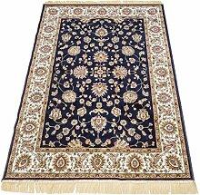 Orient Teppiche Top Preis Guenstig Teppich living Perser Dessin Teppich RUBINE 492-BLU 160X230