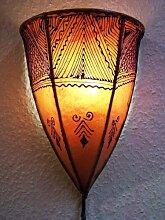 Orient Wandlampe Maya Orange