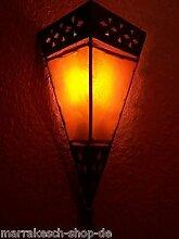 Orient Wandlampe Rabat Orange