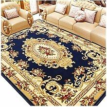 Orient Wohnzimmer Teppich Rot Beige Klassisch