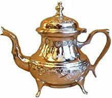 Oriental-Bavaria Marokkanische Teekanne FES mit