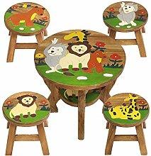 Oriental Galerie Kinder Sitzgruppe Tische und