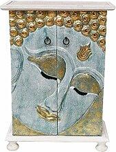 Oriental Galerie Schrank Buddha Schrank