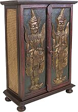 Oriental Galerie Schrank Wandschrank Schrank