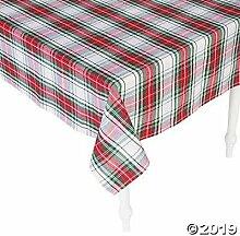 Oriental Trading Weihnachtliche Tischdecke,