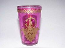 Orientalische Gläser Tee Glas Minze Marokko