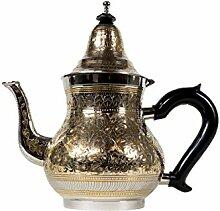 Orientalische grosse Teekanne Kanne Baha XL