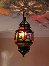 Orientalische Hänge Lampe Leuchte aus Marokko