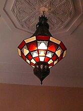 Orientalische Hängelampe Deckenlampe Leuchte 1001