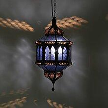 Orientalische Hängelampe Marokkanische Lampe