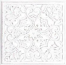 Orientalische Holz Ornament Wanddeko Ayub 60cm