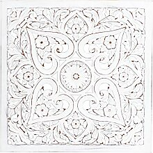 Orientalische Holz Ornament Wanddeko Azdin 55cm
