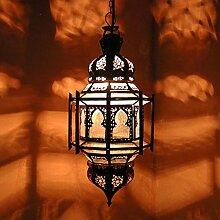 Orientalische Lampe Alexandria Transparen