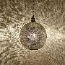 Orientalische Lampe marokkanische Hängelampe Ibra