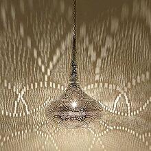 Orientalische Lampe marokkanische Hängelampe Mana