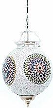 Orientalische Lampe Mosaik Beads