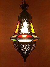 Orientalische Lampe Pendelleuchte Bunt Anya 35cm