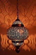 Orientalische Lampe Pendelleuchte Kayla 39cm