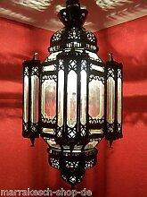 Orientalische Lampe Pendelleuchte Klar La Noche